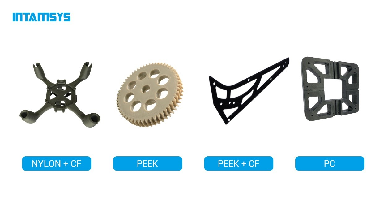 INTAMSYS Releases the Multi-material 3D Printing Integrated